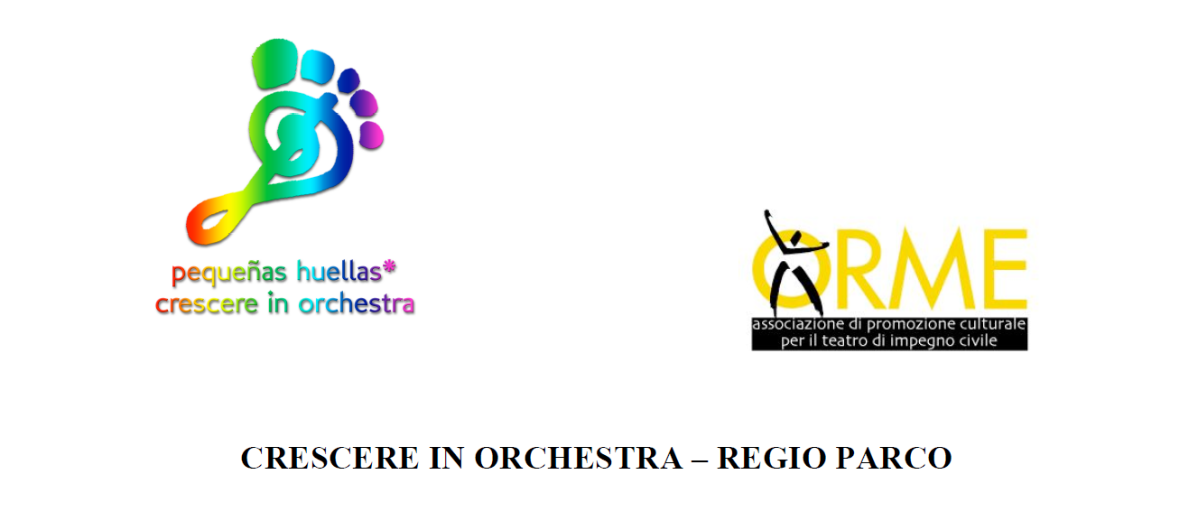 """Attività didattica musicale """"Crescere in orchestra"""""""